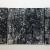 """Internal Struggle,"" mixed media on panel, 48x96"
