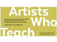 Artists Who Teach