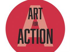 Art for Action Logo